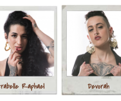 Crash Pad Episode 237: Arabelle Raphael and Devorah