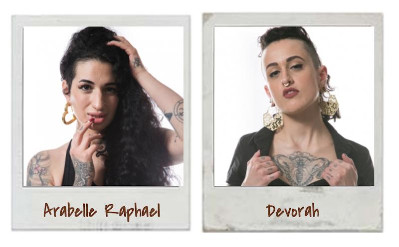 Episode 237 Arabelle Raphael and Devorah
