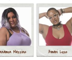 Crash Pad Episode 243: Cinnamon Maxxine and Amani Luxe