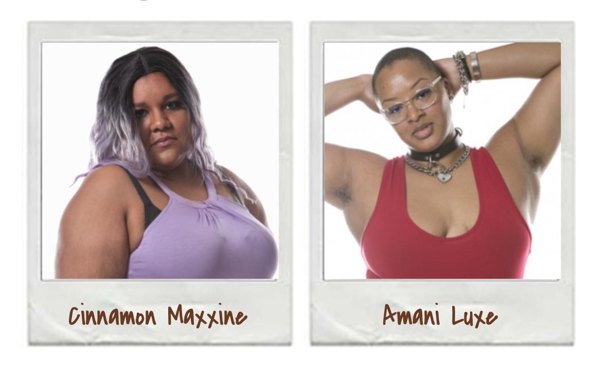 Episode 243- Cinnamon Maxxine and Amani Luxe