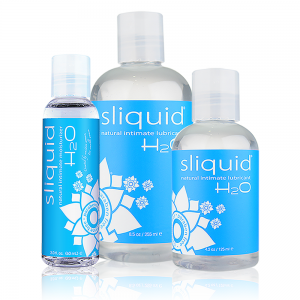 Sliquid Naturals H20
