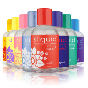 Wetter Is Better: Review of the Whole Sliquid Naturals Line