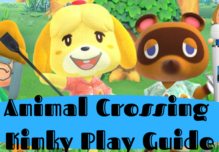 Animal Crossing New Horizons BDSM Guide