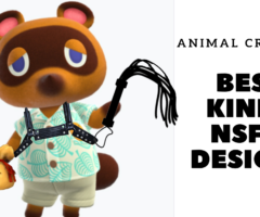 Best Kinky Animal Crossing Fashion Codes