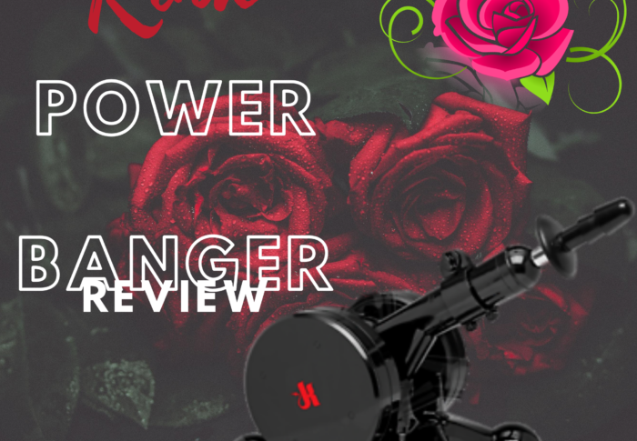 The Kink Power Banger Might be the Best Sex Machine