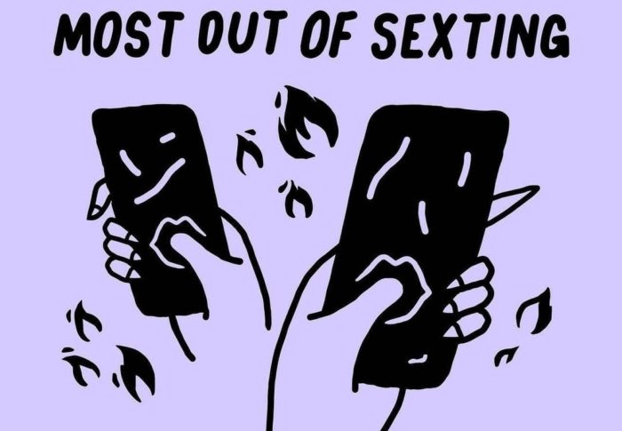 Ultimate Guide To Safely Sexting
